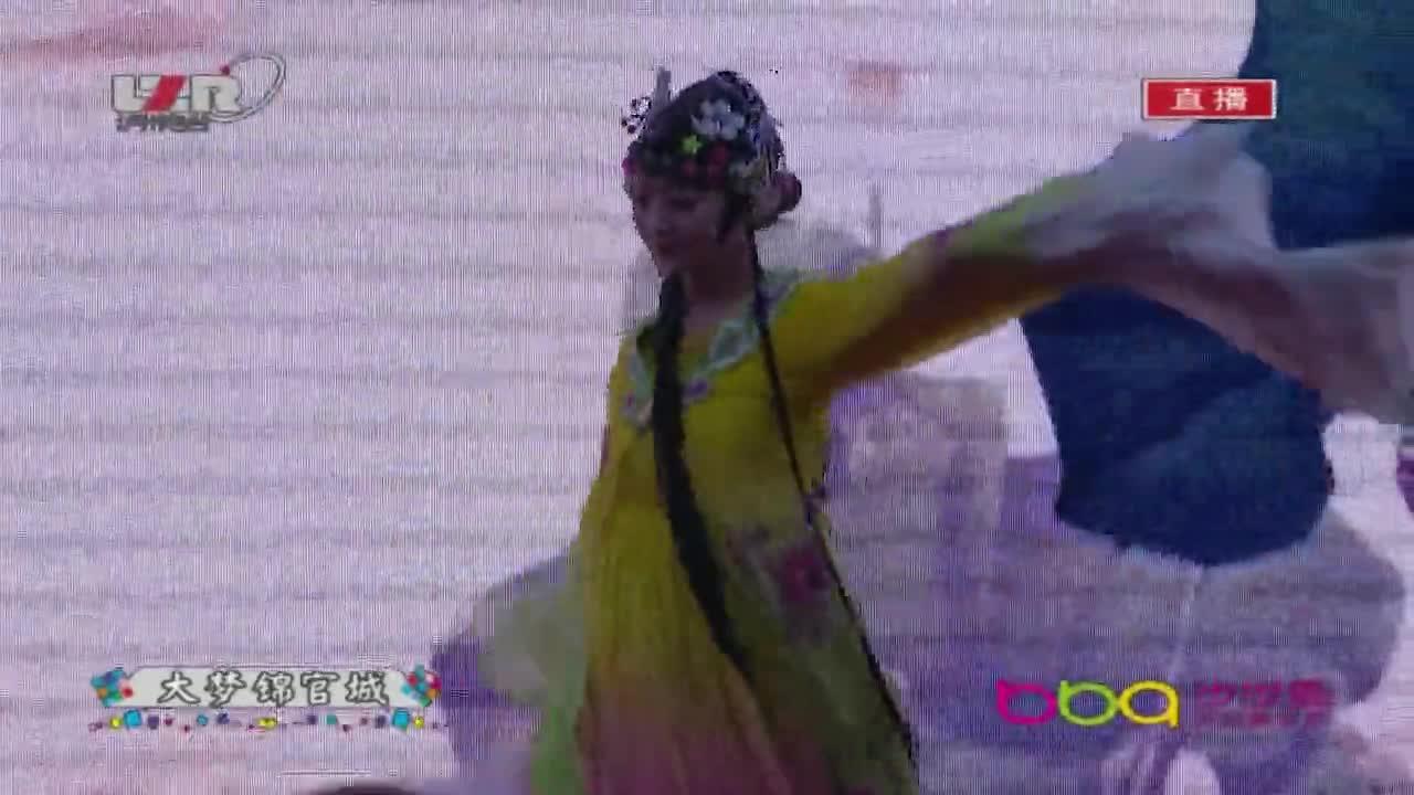 2018泸州步步高新天地跨年夜演出