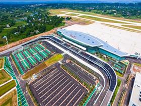 云龙机场获《民航机场使用许可证》 首航仪式正在准备
