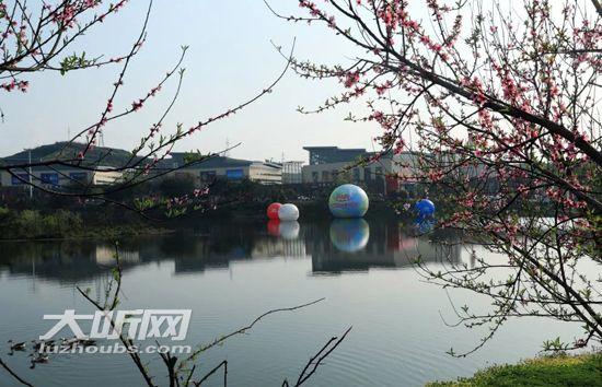 2019酒博会 酒仙湖将变身70米高音乐喷泉