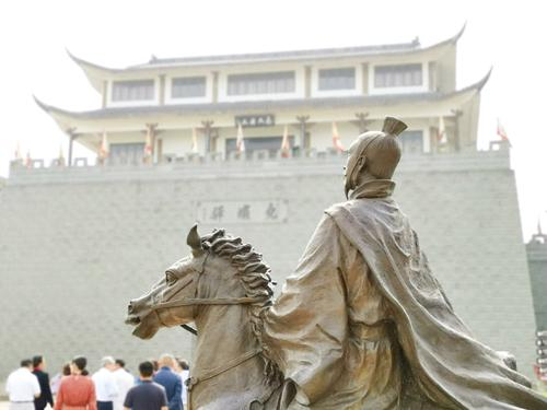 尧坝驿景区将举办浪漫七夕系列活动