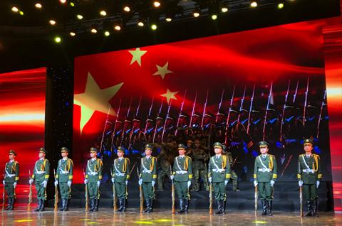泸州:吟诗歌 颂祖国