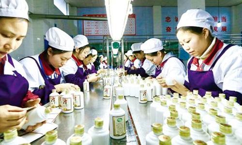 省、市媒体走进园区、酒企 聚焦泸州白酒产业发展进程