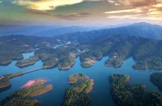 合江县金龙云海森林康养基地入选全国森林康养基地试点建设单位