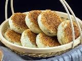 泸州地标菜:《老泸州麻饼》 地方特色风味麻饼