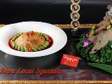 泸州地标菜:果香焖鸡