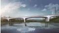 泸州沱江五桥及连接线工程再次迈出重要