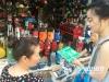 共创文明城  泸州电台志愿者积极开展创文包保工作