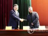 """川南临港片区与重庆大学公共管理学院签署""""校地合作""""框架协议"""