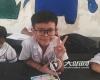 泸州中学生赴柬埔寨为当地小孩支教 传播中国文化