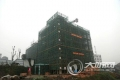 纳溪:护国中学新校区扩建项目进展顺利