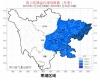 四川发布寒潮预警 盆地最高降温超过8℃