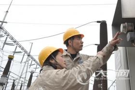 泸州供电公司春节供电准备就绪
