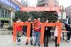 江阳区:社区开展赠春联活动 送福到家