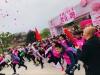 近千人齐聚丹林 2018泸州樱花跑活动浪漫开跑