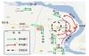泸州:康城路与酒城大道交叉口将实施临时交通管制