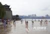 明日长江洪峰过境泸州  水位刷新今年来最高纪录