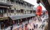 泸州尧坝驿节后人气依然旺 日均游客量超1万人次