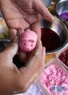 川南小吃猪儿粑 造型满分