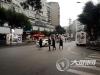 泸州:部分行人横穿马路等现象偶有发生