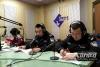 泸州:交警走进电台直播间   话平安春运