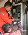 未雨绸缪 泸州全力确保城市照明设施安全度汛