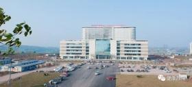西南医科大附属医院儿保科搬至泸州城西