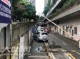 泸州长江现代城消防通道被物业改为车位  部门:符合规定