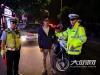 摩托车二次酒驾还无证 泸州两名摩托车驾驶员被拘留
