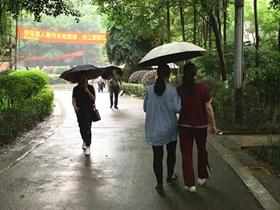 泸州未来3天雨水依