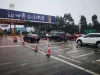 省内多条高速因暴雨交通管制 交警提醒行车注意路面积水