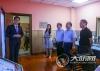 省广播电视局网络视听节目管理处调研泸州电台