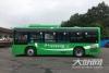 延续绿色小清新风格   泸州部分公交线路更换新车