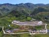 泸州对口帮扶凉山 建设云端上的美丽彝寨
