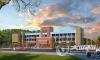 泸州纳溪区金山坡幼儿园预计2020年3月正式投用