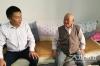 泸州90岁战斗英雄谈初心: 跟党走,干好工作