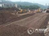 泸州兆和路将全面完工 鱼塘、高坝进入城区不再绕