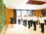 刘强率市级领导干部在古蔺县开展革命传统教育