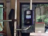 合江县城公交车刷卡机终于投用了