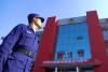 泸州消防指战员:《红旗飘飘》献给祖国