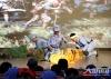 小英雄雨来、老班长……泸州这群孩子演活课本里的故事