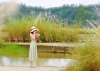打卡网红芦苇地 感受泸州秋天的味道