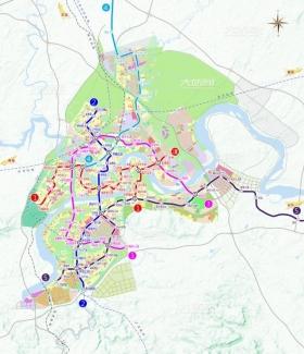 泸州轨道交通系统制式专题报告已编制