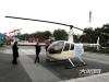 大牌驾到  直升飞机助力2019泸州电台汽车文化节