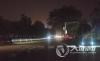 泸州酒城乐园附近路灯不亮  夜间存在安全隐患