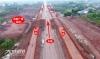 2台4线   川南城际铁路泸县站站台主体大致成形
