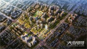 聚焦泸州高质量发展  城南副中心即将全面呈现