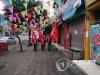 泸州:泸县云龙镇全面实施封闭式管理