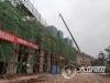 泸州19个重点市政项目月底前陆续复工  春景上路抢险工程开干