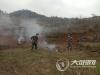 古蔺:防疫防火两不误 700余名护林卫士逆行而上