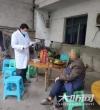 赵亮是谁?日均两万步以上的泸州乡村医生
